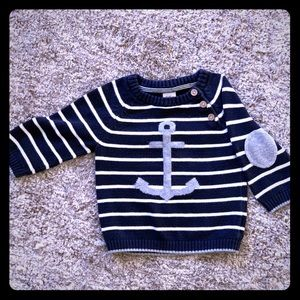 Anchors Away Sweater ⚓️